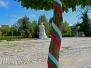 Паметник на Васил Левски - град Кърджали