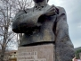 Паметник на Васил Левски - град Пещера