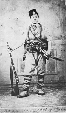 Резултат с изображение за Васил Левски пребивава заедно с войводата Панайот Хитов